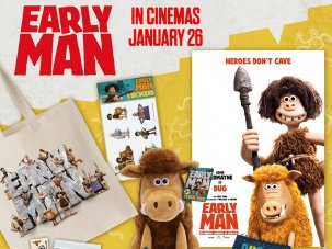 Early Man competition