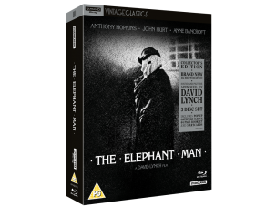 Win The Elephant Man in a special Collector's Edition