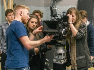 BFI Film Academy craft skills residential course