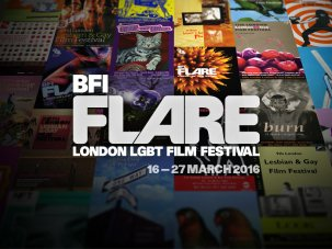 BFI Flare: London LGBT Film Festival is 30 years old in 2016