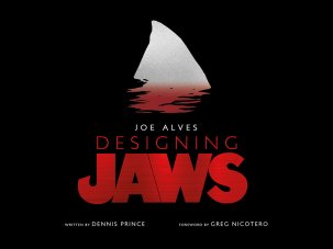 Sink your teeth into a copy of Joe Alves: Designing Jaws