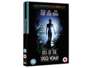 Win Kiss of the Spider Woman on DVD
