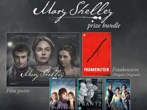 Mary Shelley prize-bundle competition