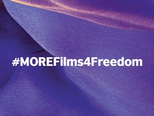 #MOREFilms4Freedom is looking for LGBTQ+ projects