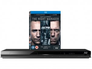 Win a Blu-ray player plus The Night Manager