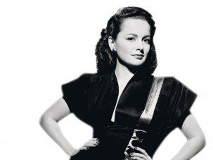 Olivia de Havilland competition