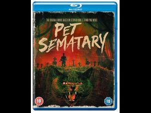 Win Pet Sematary on Blu-ray