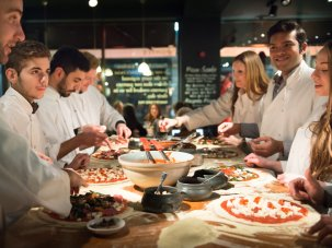 Win a trip to Ponti's Pizza Scuola Experience