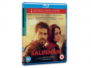 Win The Salesman on Blu-ray