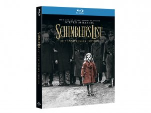 Win Schindlers List 25th Anniversary Edition on Blu-ray