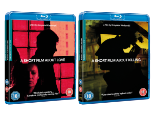 Win A Short Film About Killing and A Short Film About Love on Blu-ray