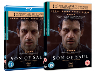 Win Son of Saul on DVD or Blu-ray