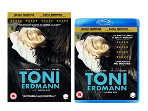 Win Toni Erdmann on Blu-ray or DVD