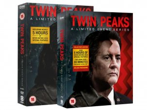 Win Twin Peaks: A Limited Event Series on Blu-ray and DVD
