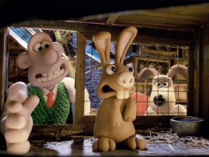 Film 13: Wallace & Gromit: The Curse of the Were-Rabbit (2005)