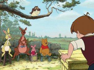 Win a Winnie The Pooh goody bag