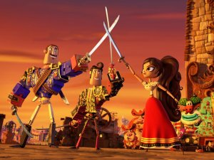 Film of the week: The Book of Life - image