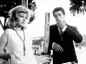 Modern love is rubbish: Antonioni's L'eclisse - image