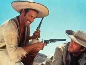 Eli Wallach: the gun beneath the bubbles - image