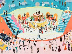 How many classic film dance scenes can you spot? - image
