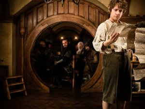 Film of the week:  The Hobbit An Unexpected Journey - image
