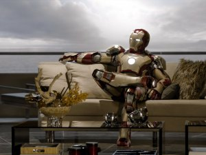 Film of the week: Iron Man Three - image