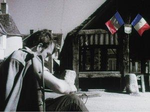Painting the town: Tati's Jour de fête in colour - image