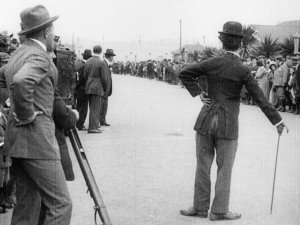 Chaplin's little tramp born 100 years ago - image