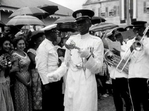Pathé of glory: archive images of the Caribbean - image