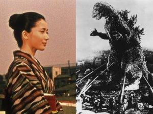 Ozu vs Godzilla - image