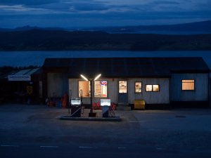 Life's a gas station: Scott Graham on Shell - image