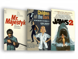 The novelisations that got away - image