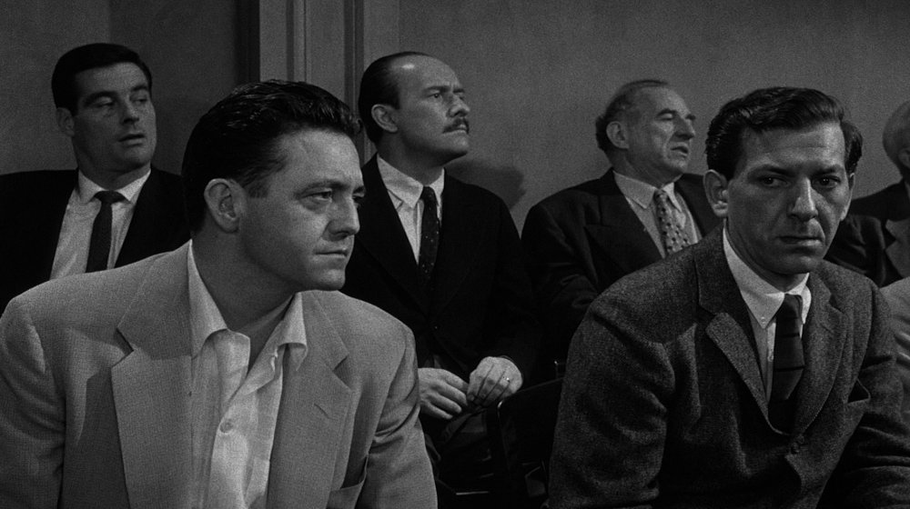 3. The point is to establish not 12 angry men, but 12 everymen.