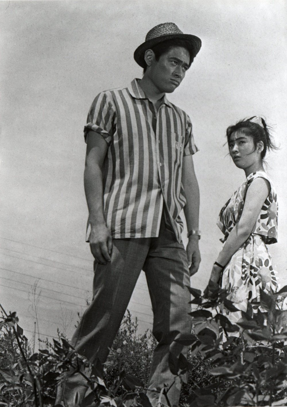 18 Who Cause a Storm (Arashi o yobu juhachi-nin, 1963)