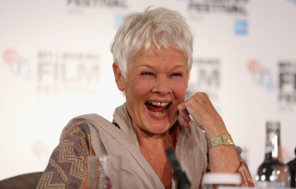 dench hairstyle front and back to download judy dench hairstyle front ...