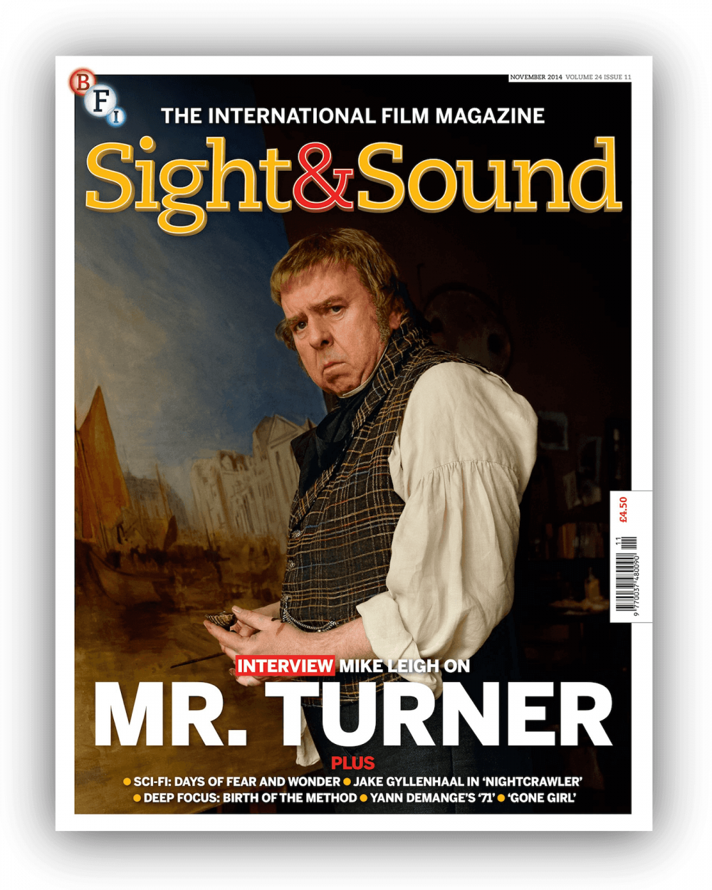Subscribe to Sight & Sound magazine