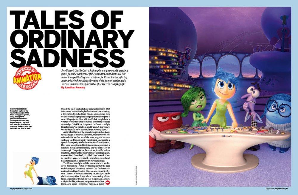 Tales of ordinary sadness