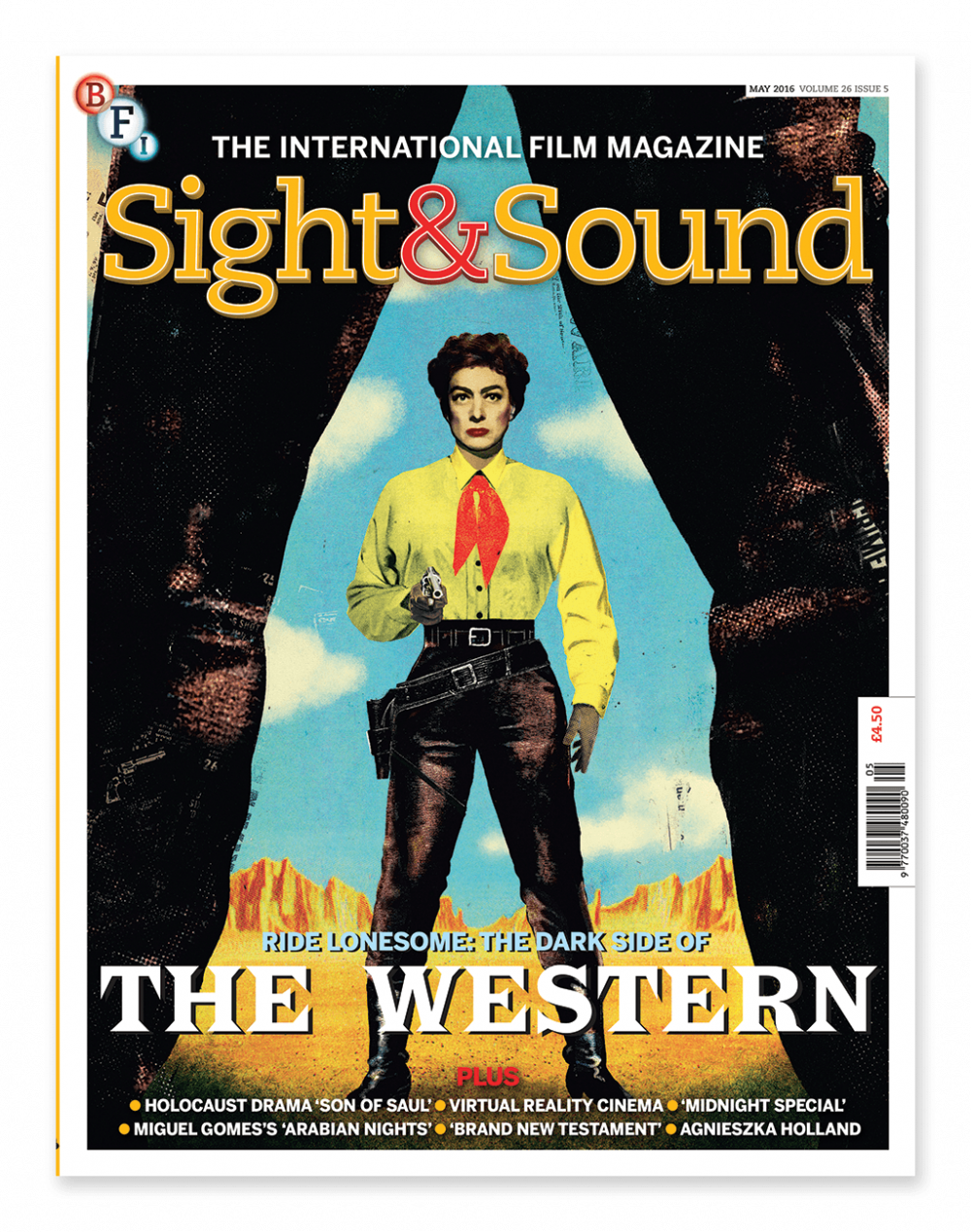 Sight & Sound: the May 2016 issue | BFI