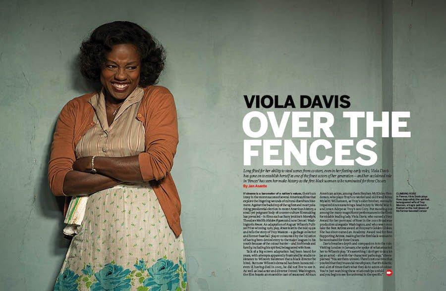 'Viola Davis: Over the Fences'