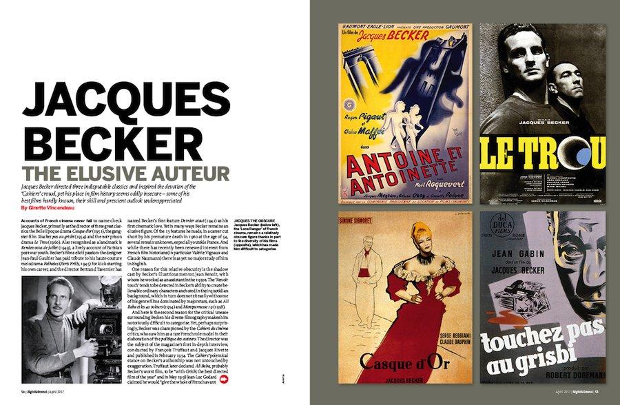 Jacques Becker: the Elusive Auteur
