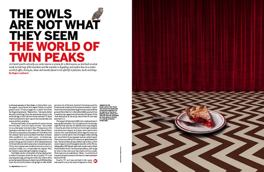 The Owls Are Not What They Seem: The World of Twin Peaks