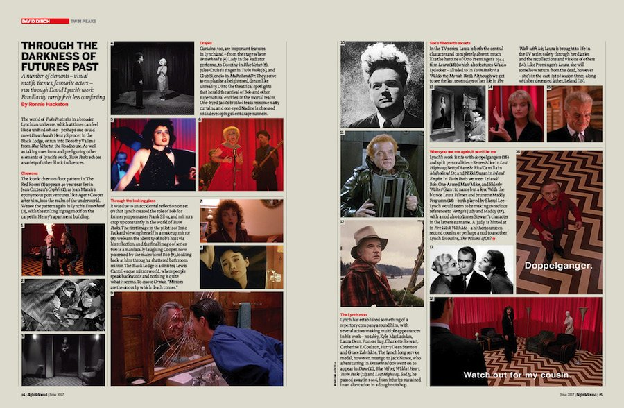 Twin Peaks and the universe of David Lynch