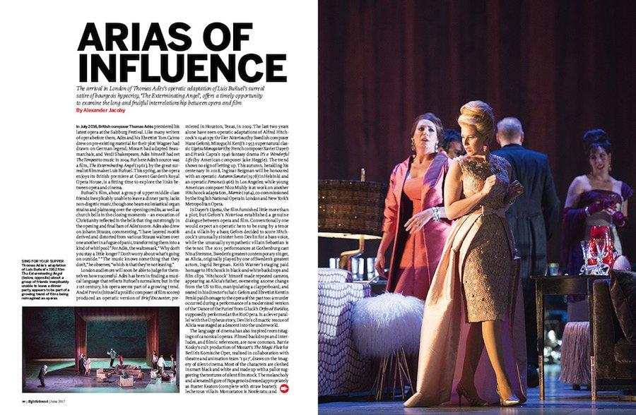 Arias of Influence