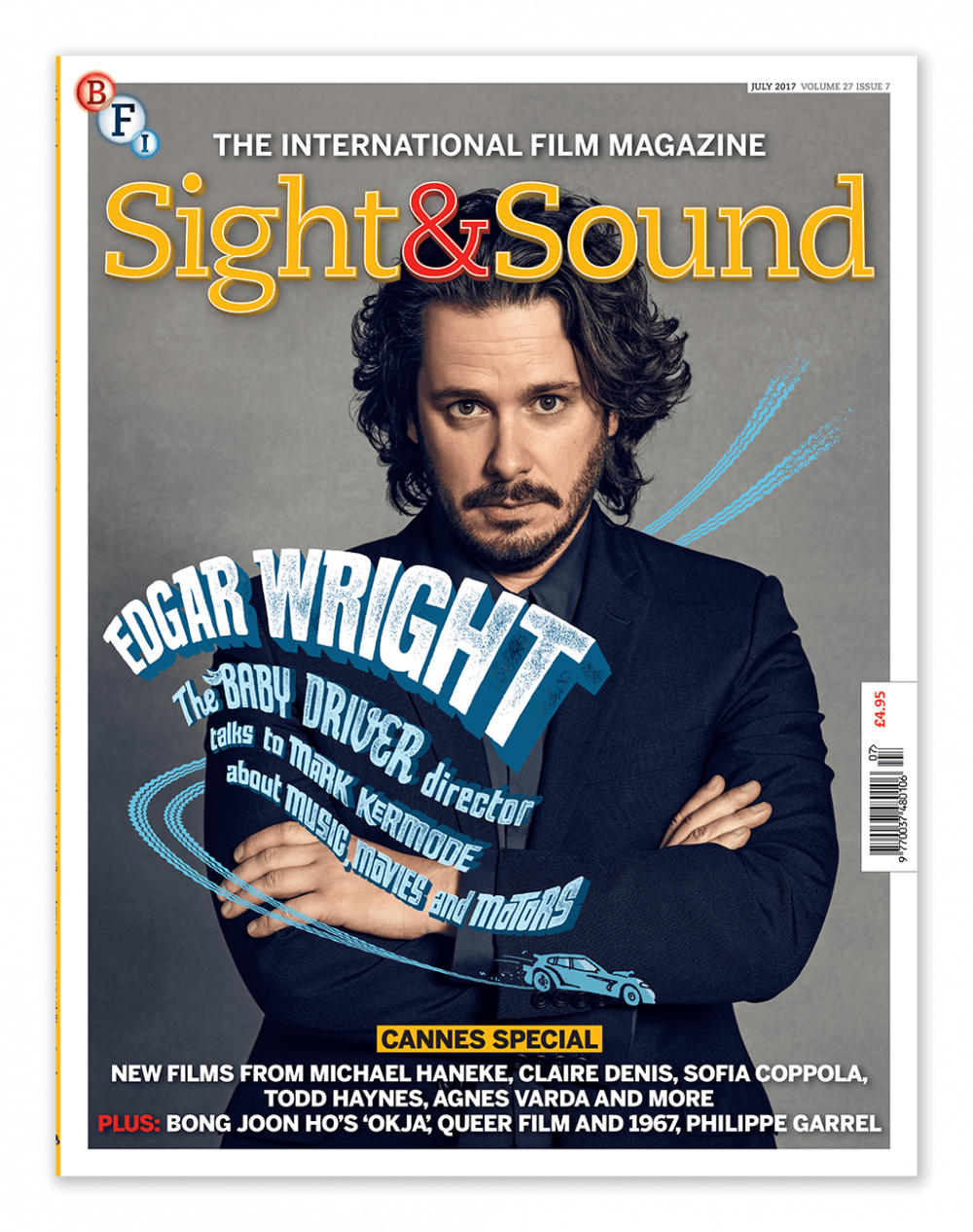 Sight Sound The July 2017 Issue Bfi
