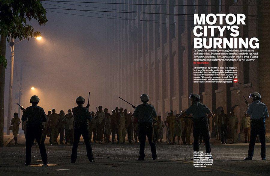 Motor City's Burning