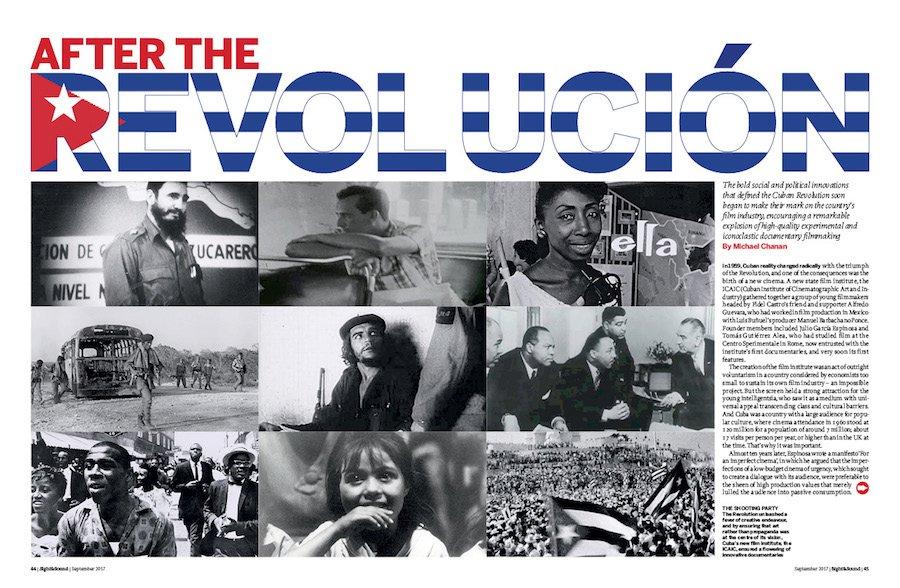 After the Revolución