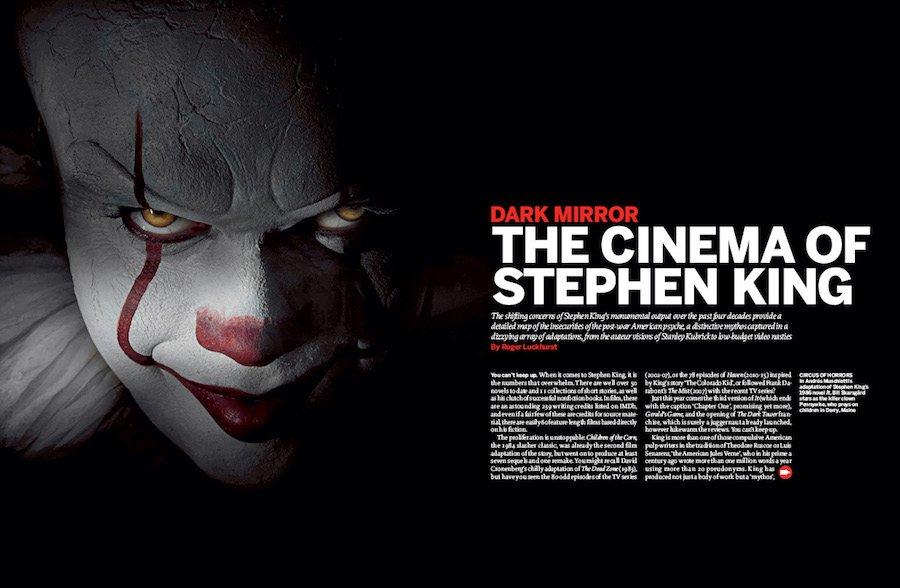 Dark Mirror: the Cinema of Stephen King