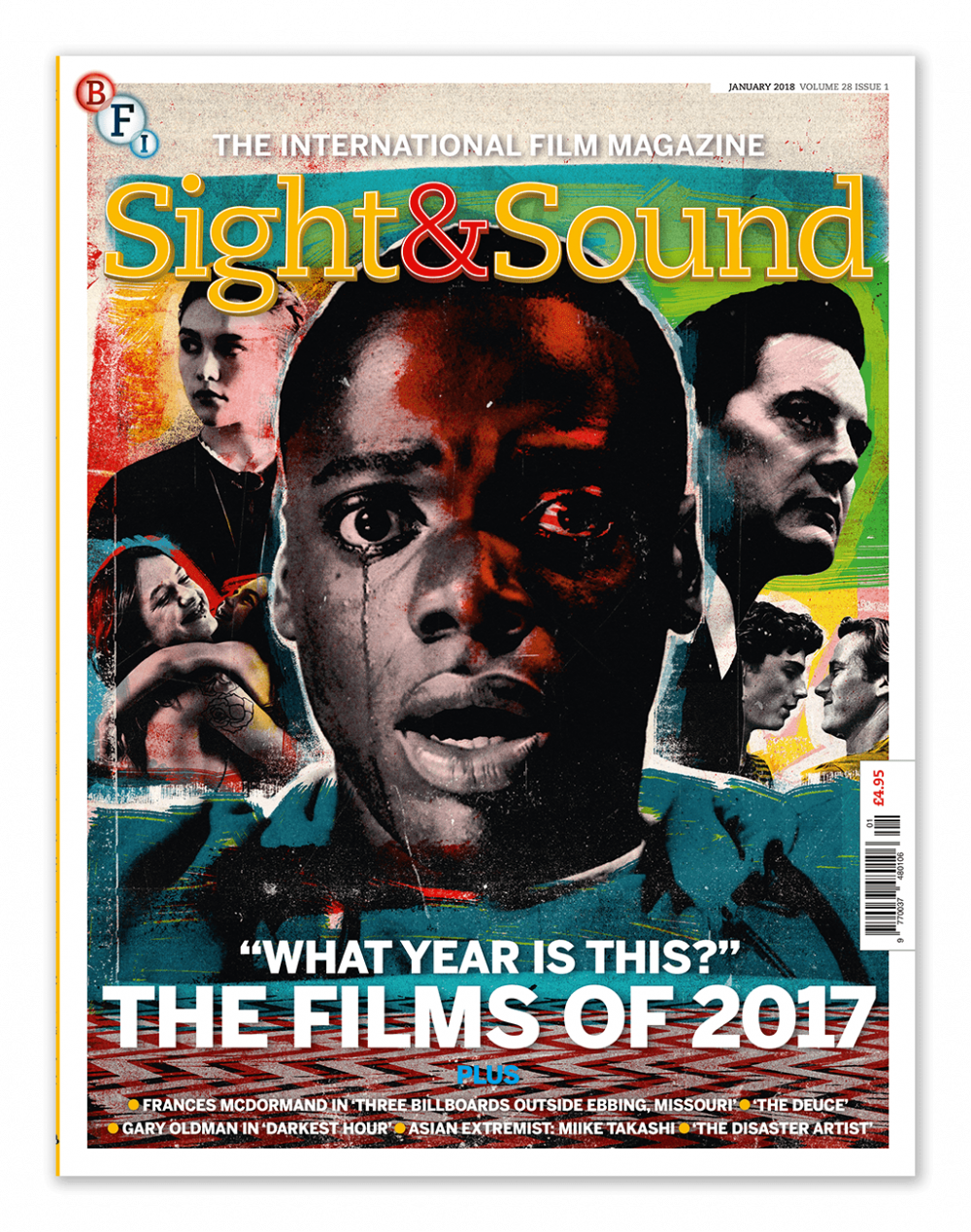 Sight & Sound: the January 2018 issue | BFI