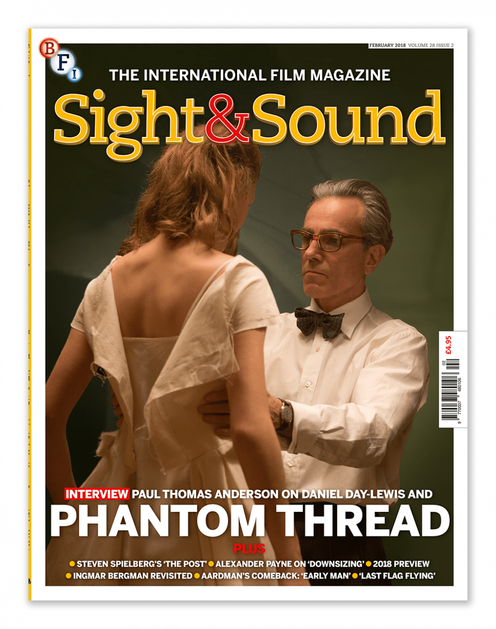 Watch Our February issue goes on sale today Here's a glimpse of what's inside video