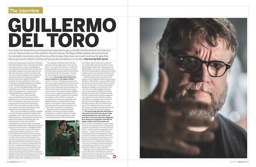 The Interview: Guillermo del Toro
